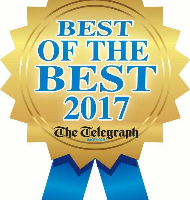 Best of the Best 2017 in Warner Robins Houston County
