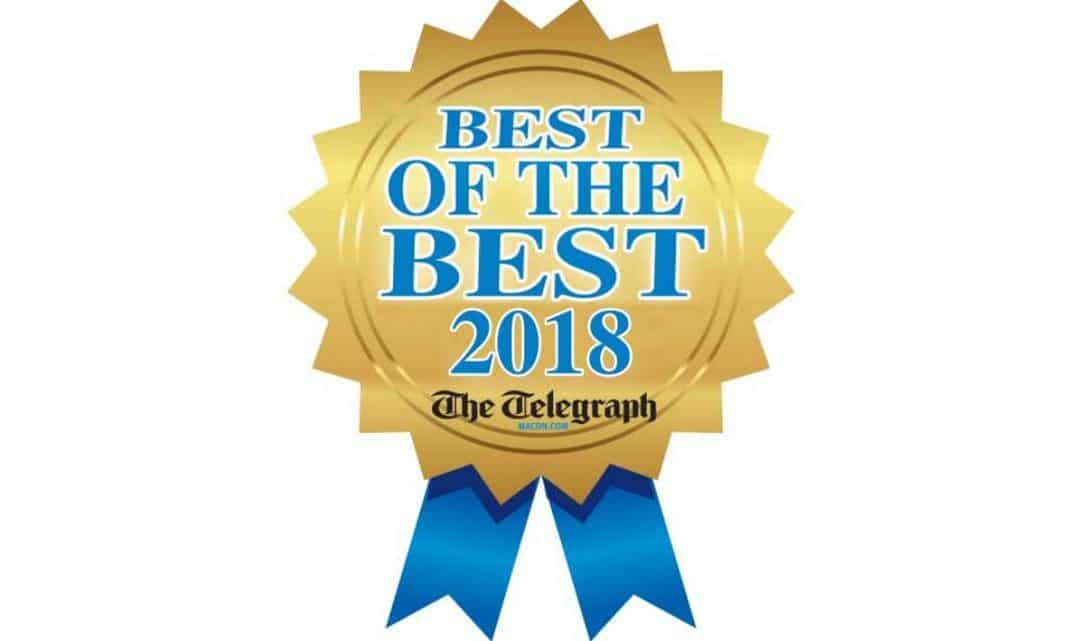 Best of the Best 2018 in Warner Robins Houston County