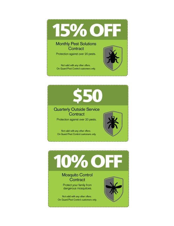 Pest Control Coupons Georgia