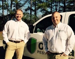 On Guard Pest Solutions Team Byron Georgia